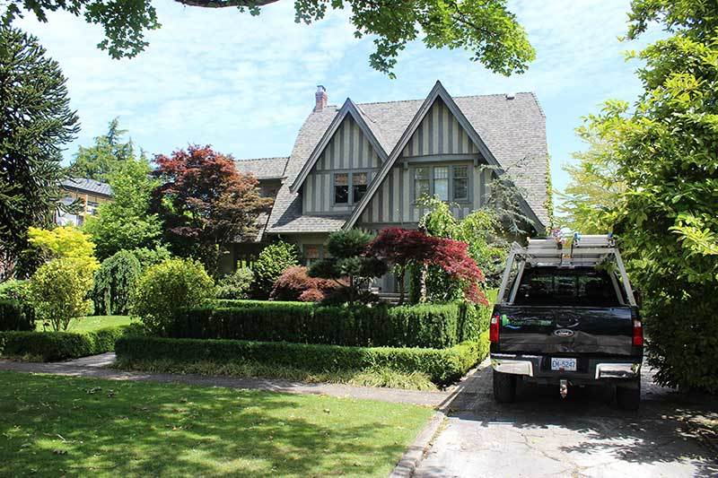 Vancouver bc home roofing services