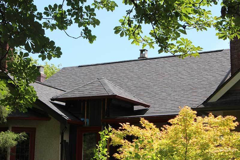 roofing services Vancouver house
