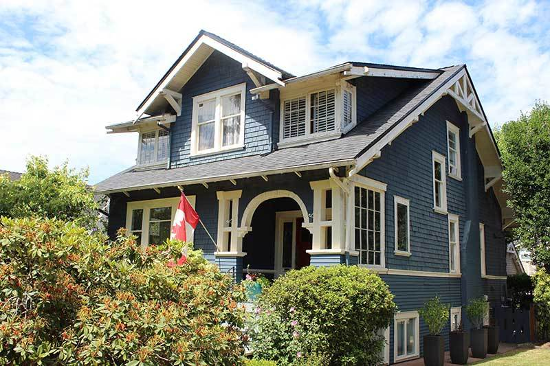 vancouver heritage home roof repair