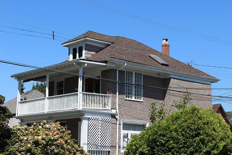 Vancouver shingle roofing service