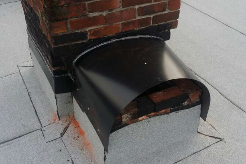 roof chimney sealing