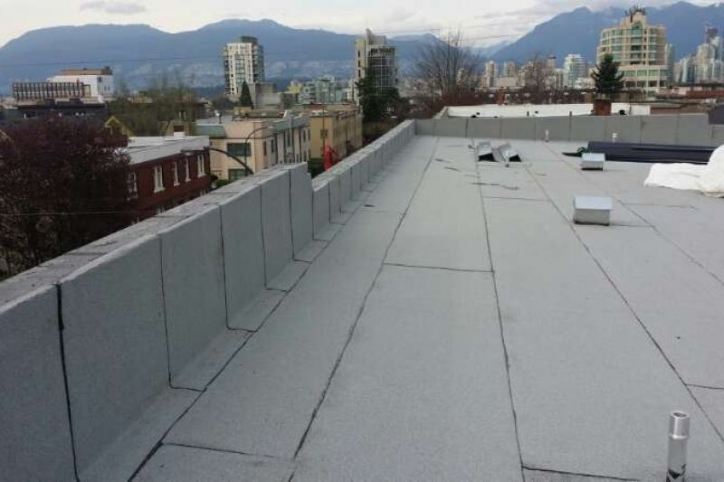 Flat roofing vancouver
