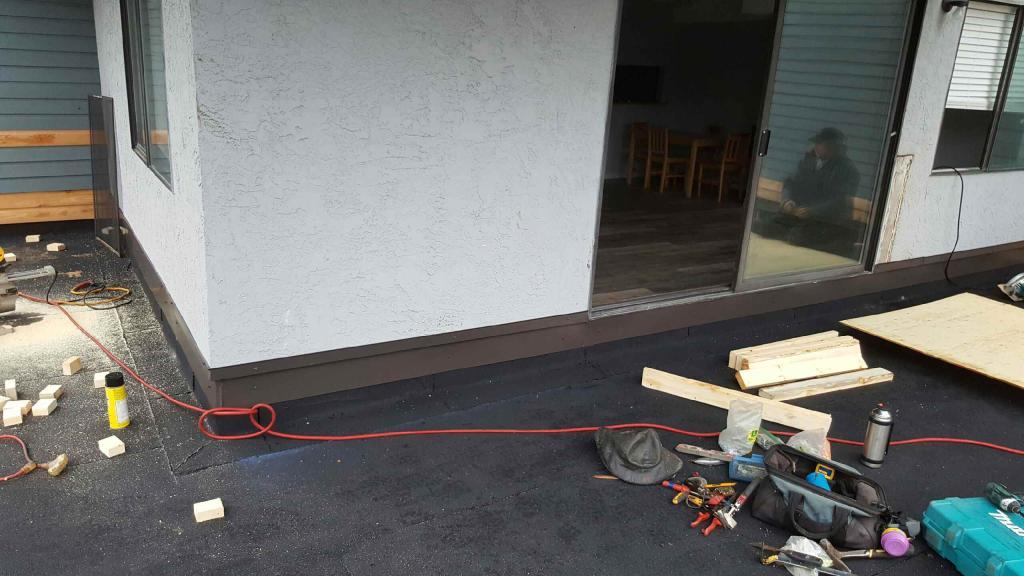 concrete patio rejuvenation