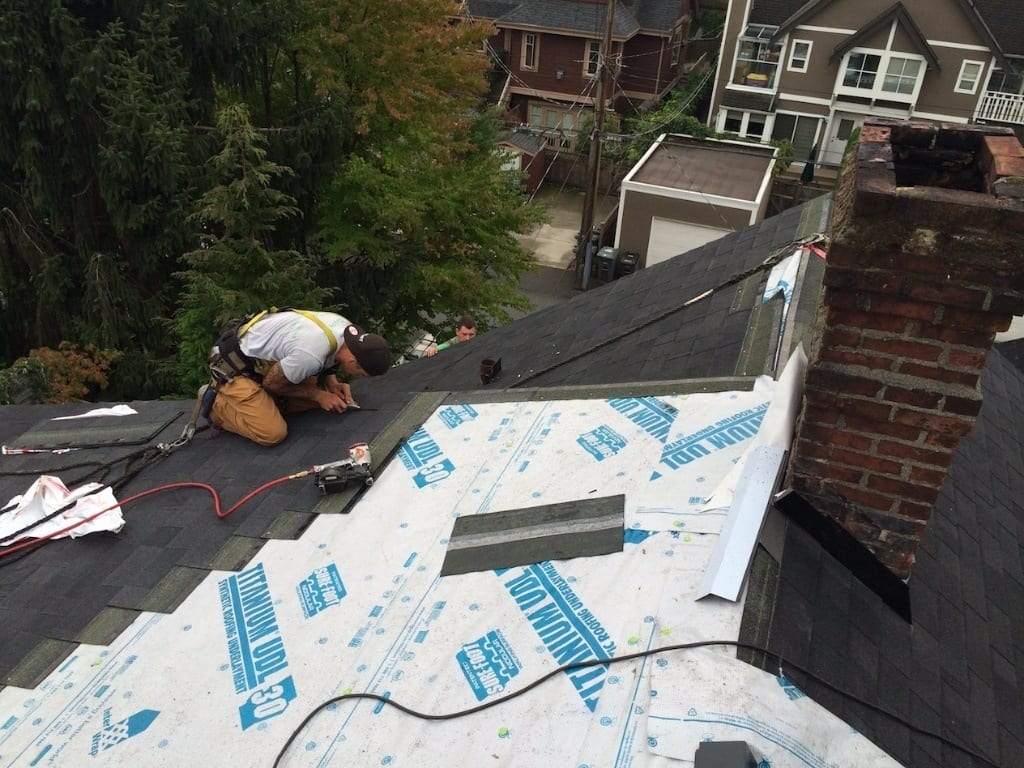 residential steep roofing