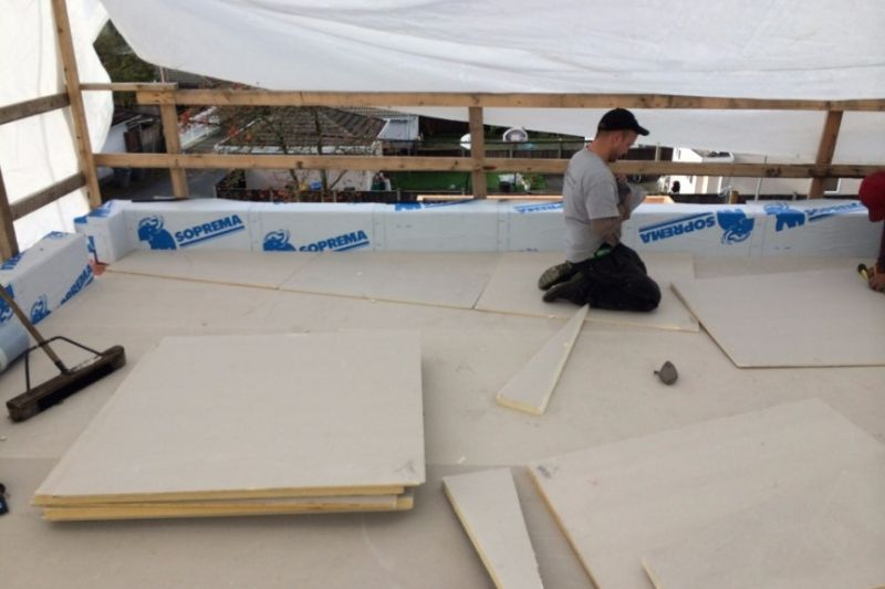 soprovap roof repair