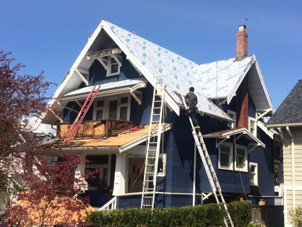 high pitch roofers