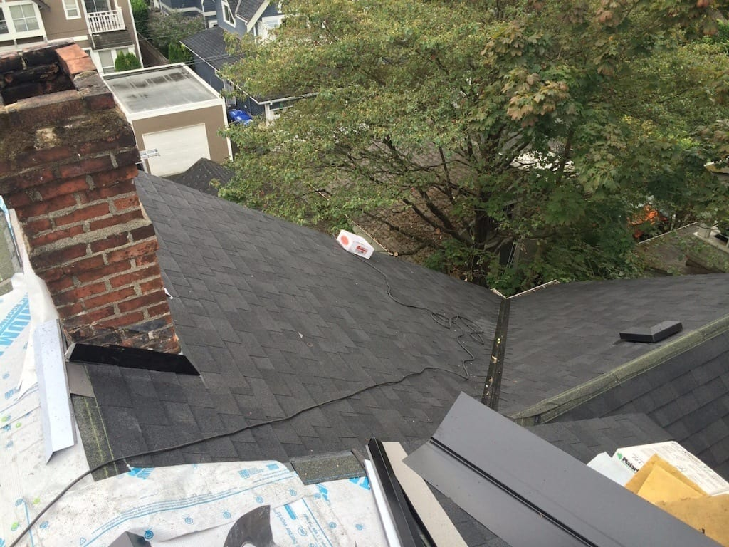 shingle roofers repair Vancouver