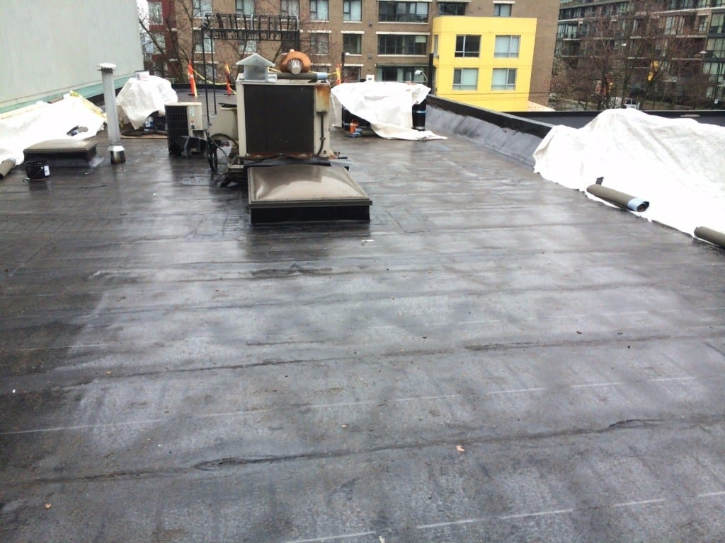 flat roofers vancouver