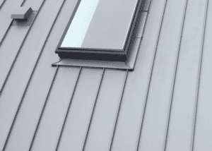 metal roofing sample
