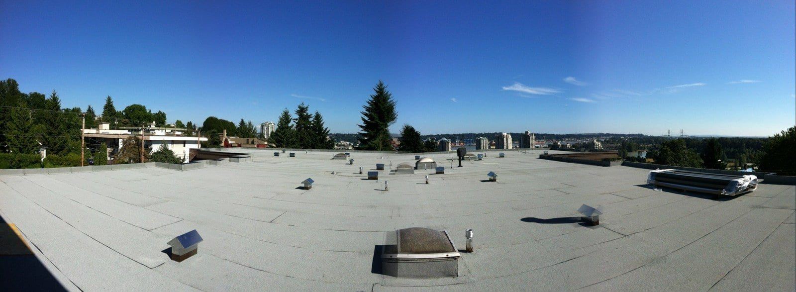commercial roof Vancouver