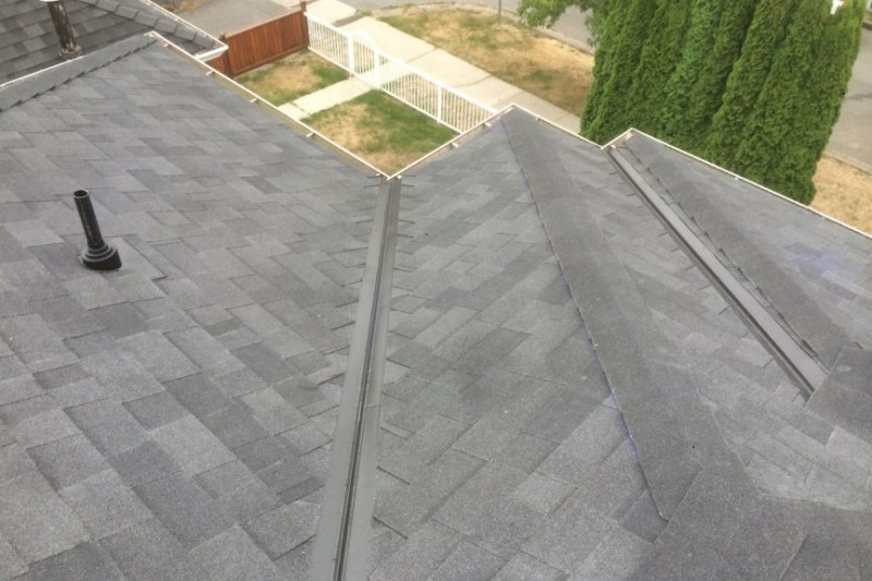Asphalt shingle roofing Vancouver