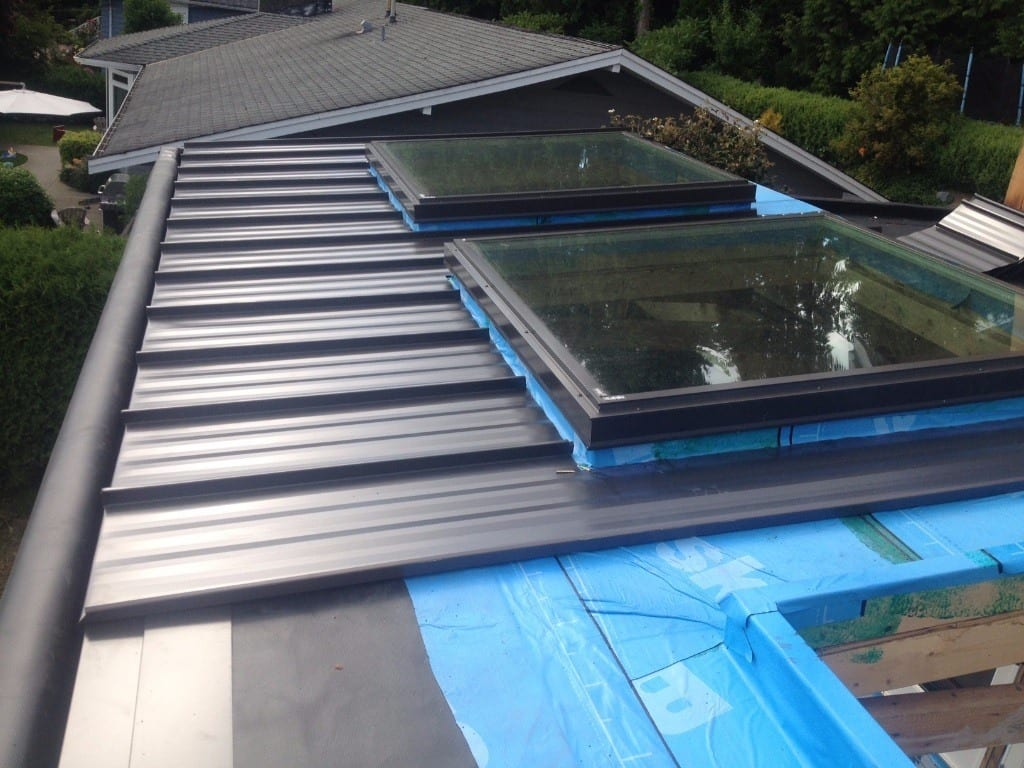 Metal Roofing Gallery Coast Mountain Roof