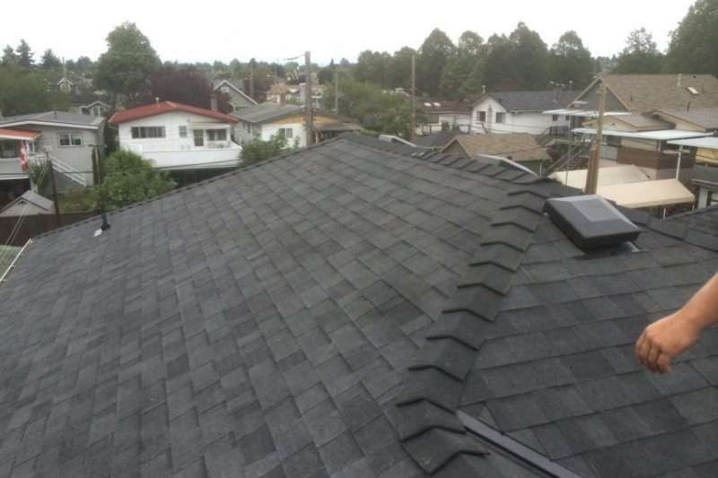 roof ridge capping