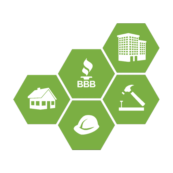 roofing service icons