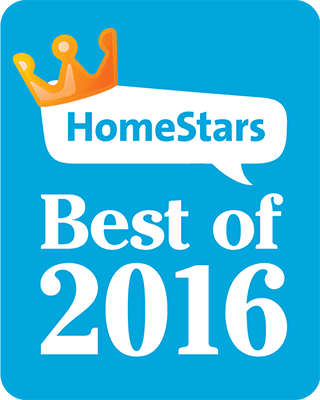 HomeStars Best of 2016